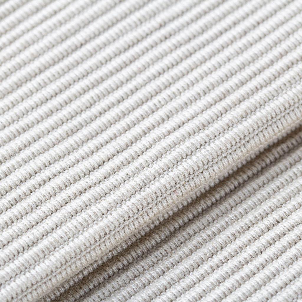 Tekač Stripe bež,beli, 40 x 160 cm
