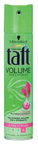 Lak za lase Taft, Volume ultra, 250 ml