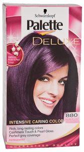 Barva za lase Palette Deluxe, 880, melancana