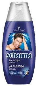 Šampon Schauma, moški, 400ml