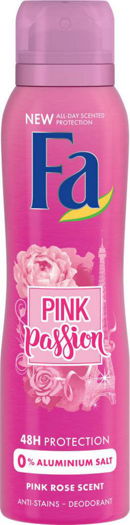 Dezodorant spray Fa Pink passion, 150ml