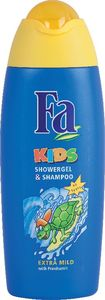 Gel za prhanje Fa Kids, pirate, 250ml
