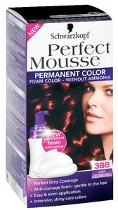 Barva za lase Schwarzkopf Perfect mousse 388 t.rd.rjava