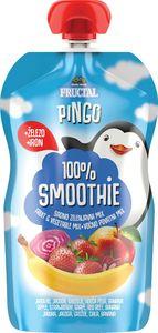 Smoothie Pingo, 100 % sok jagoda rdeča pesa, 110 g