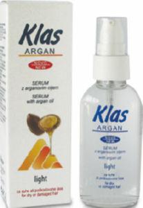 Serum za lase Klas, z arganom, 50 ml