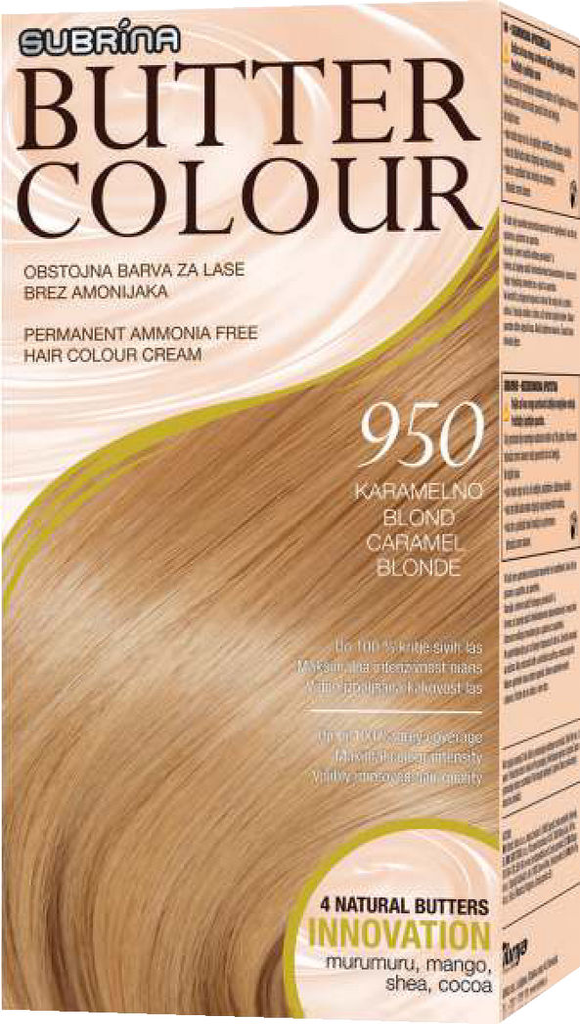 Barva Subrina, Butter colour, 950