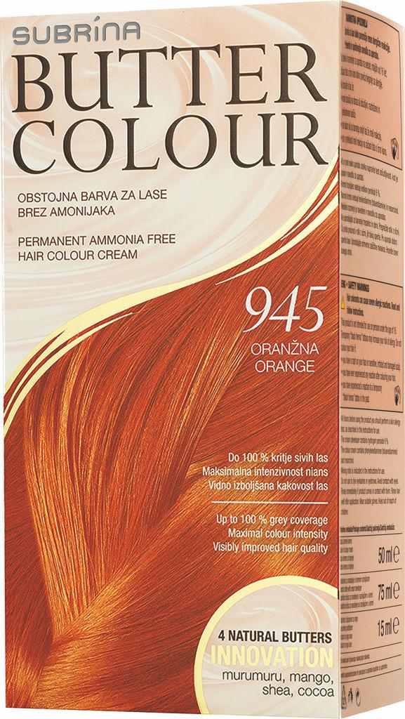 Barva Subrina, Butter colour, 945