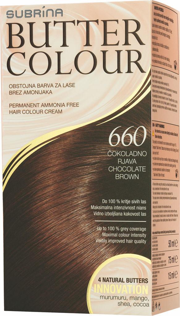 Barva Subrina, Butter colour, 660