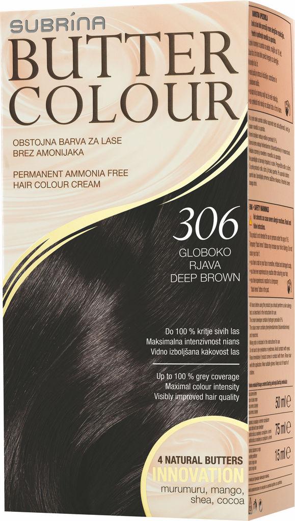 Barva za lase Subrina Butter colour 306