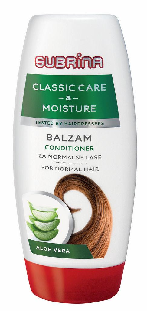 Balzam za lase Subrina, Clasicc&moi, 250ml