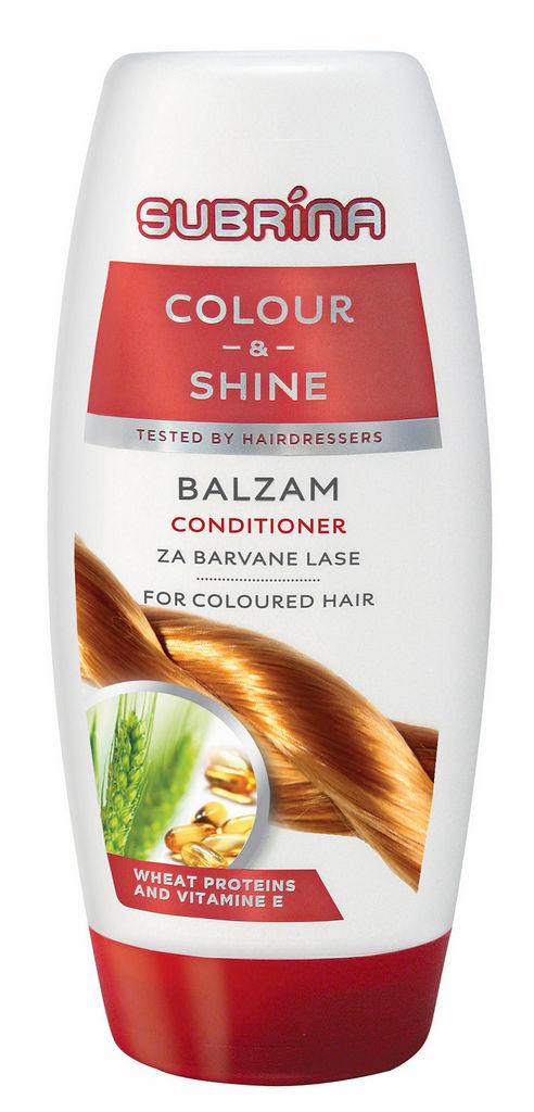 Balzam za lase Subrina, C&S, 250ml