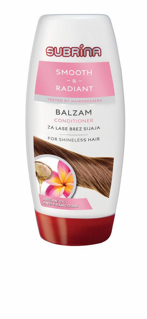 Balzam Subrina, Smooth&radiant, 250ml