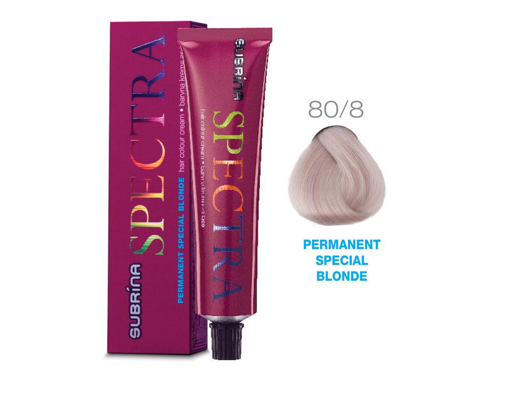 Barva za lase Subrina Spectra 80/8