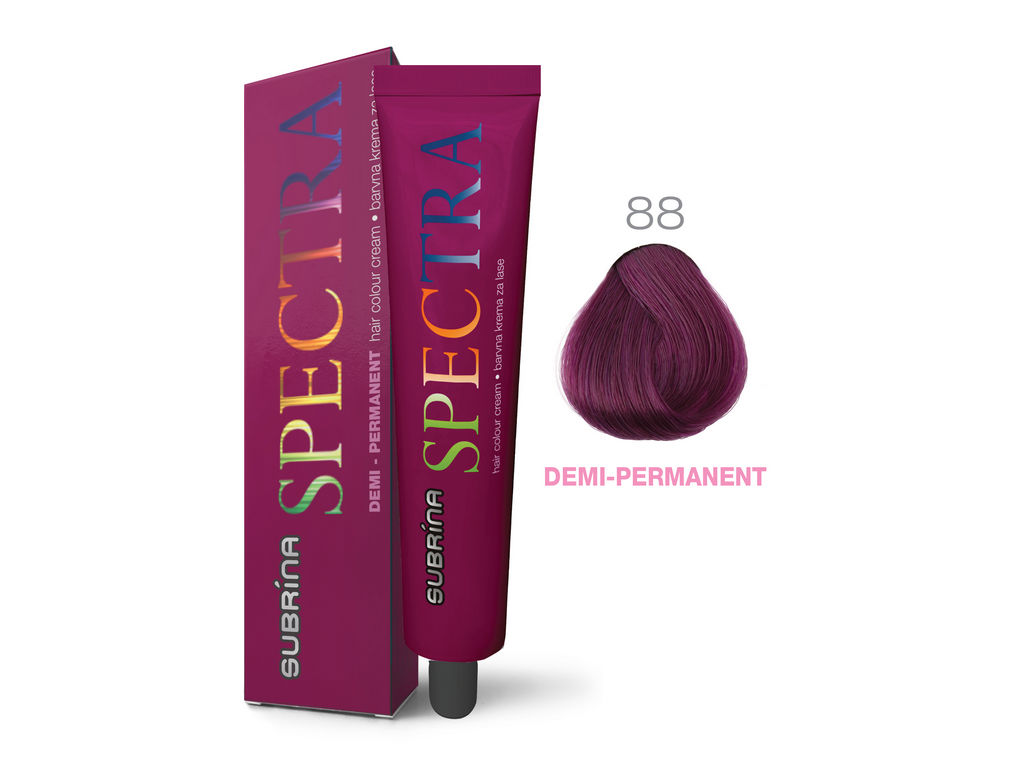 Barva za lase Subrina Spectra 88