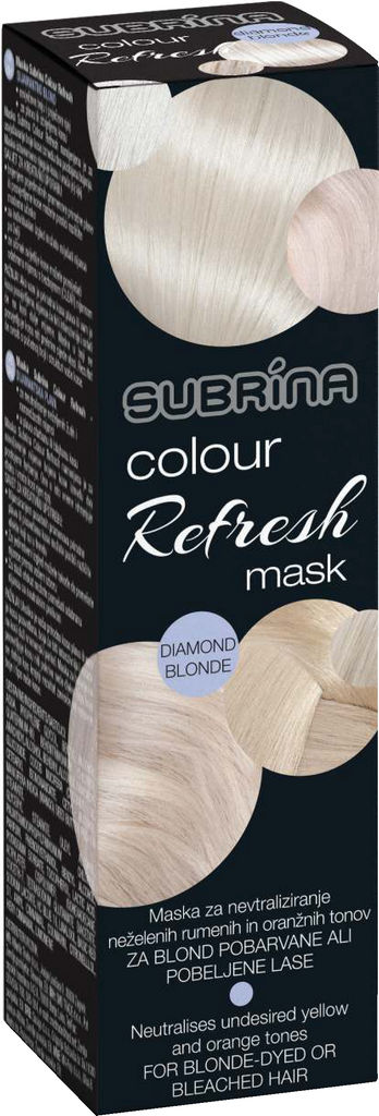 Barva za lase Subrina Colour refresh diamantno blond