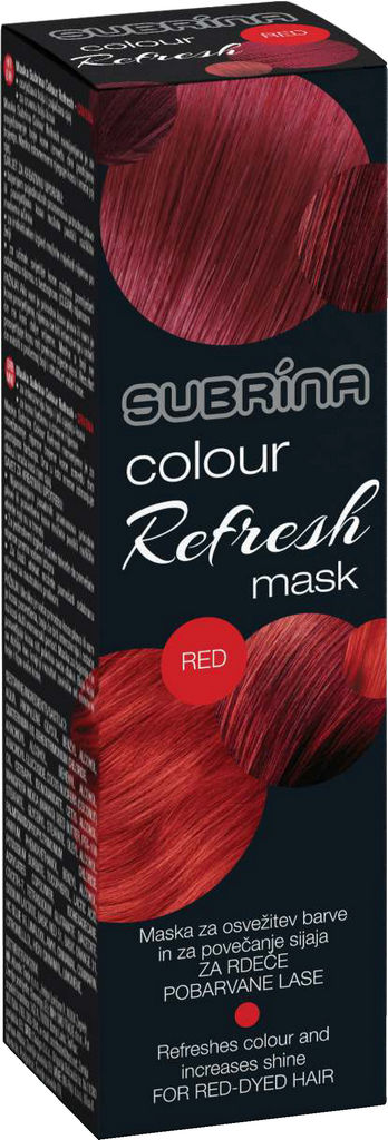 Barva Subrina, Colour refresh, rdeča