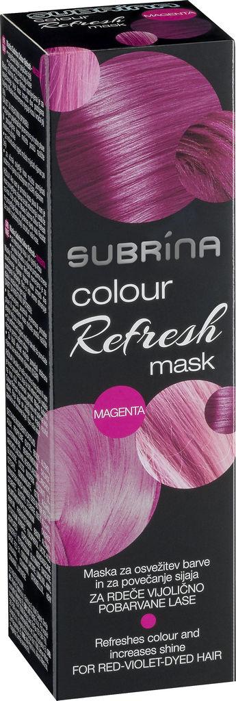 Barva za lase Subrina Colour refresh magenta