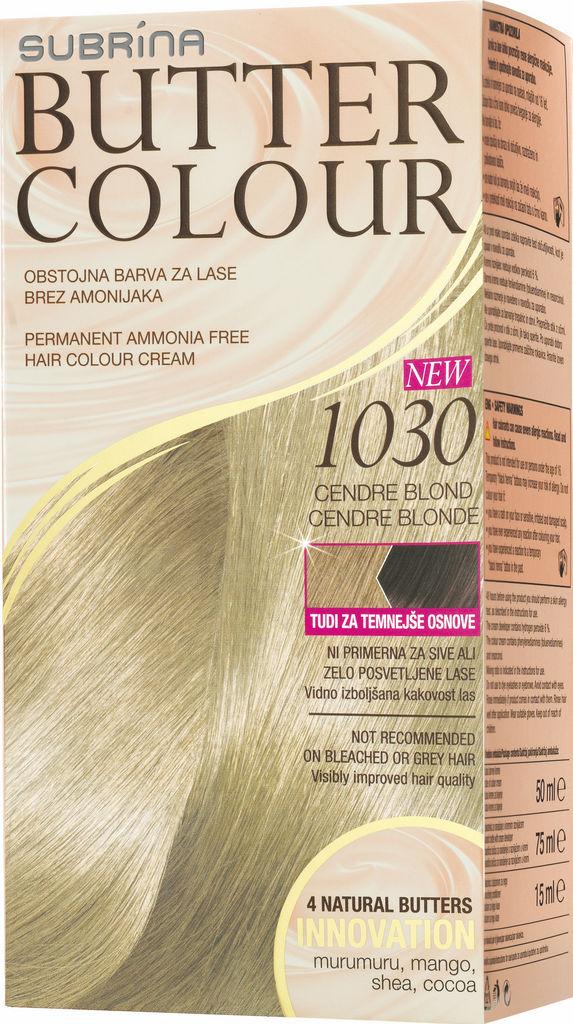 Barva za lase Subrina Butter colour 1030
