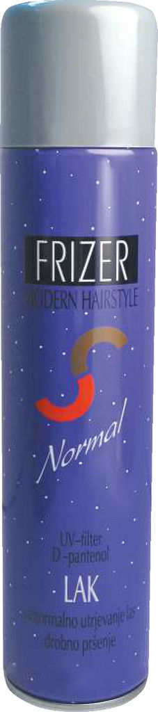 Lak za lase Frizer, Normal, 300 ml