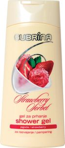 Gel za prhanje Subrina, strawberry sorbet, 250ml