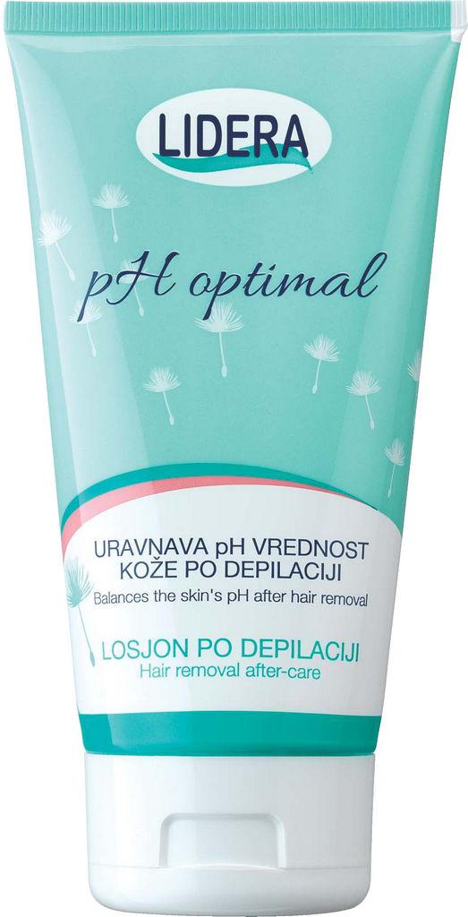 Losjon po depilaciji Lidera, PH optimal, 150 ml