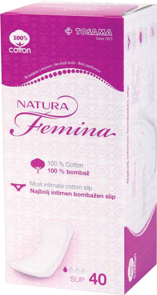 Ščitniki perila Natura Femina, Slip, 40/1