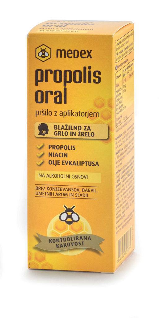 Propolis Oral, sprej, 30 ml
