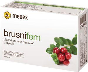 Kapsule Brusnifem, Forte, Medex, 30/1