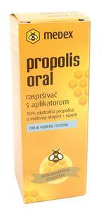 Propolis Oral Medex, vodni sprej, 30 ml