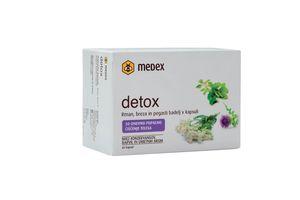 Kapsule Medex, Detox, 60/1