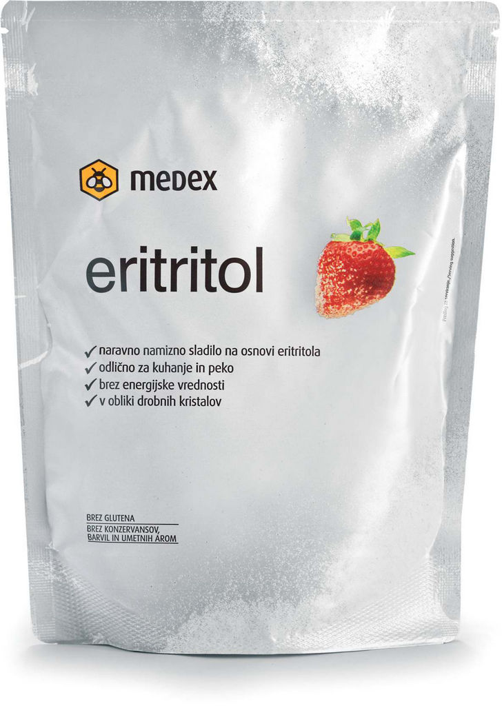 Eritritol Medex, 500 g
