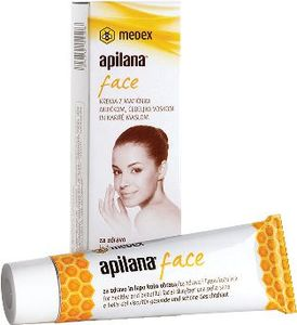 Krema za obraz, Medex, Apilana, 50 ml