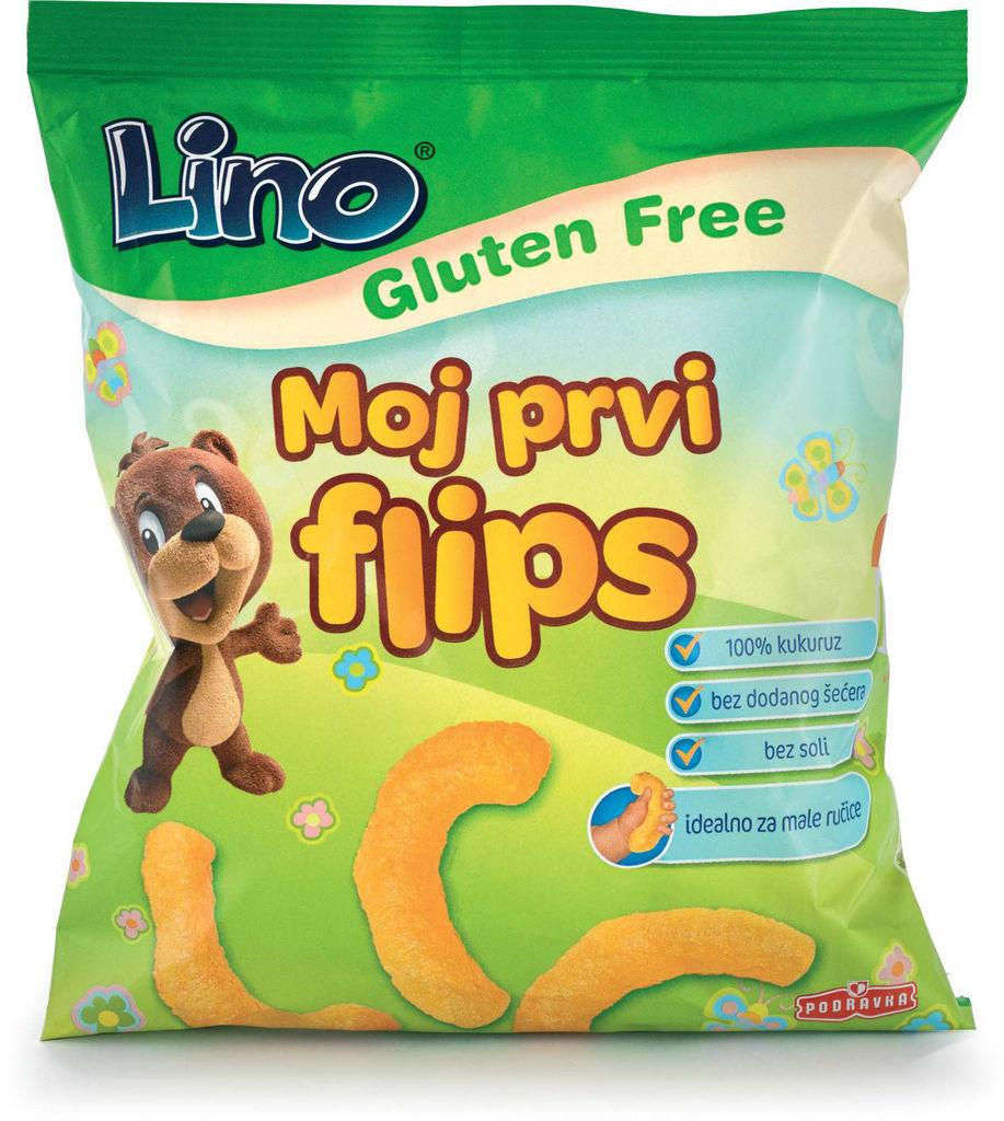 Lino Baby Flips, 25 g
