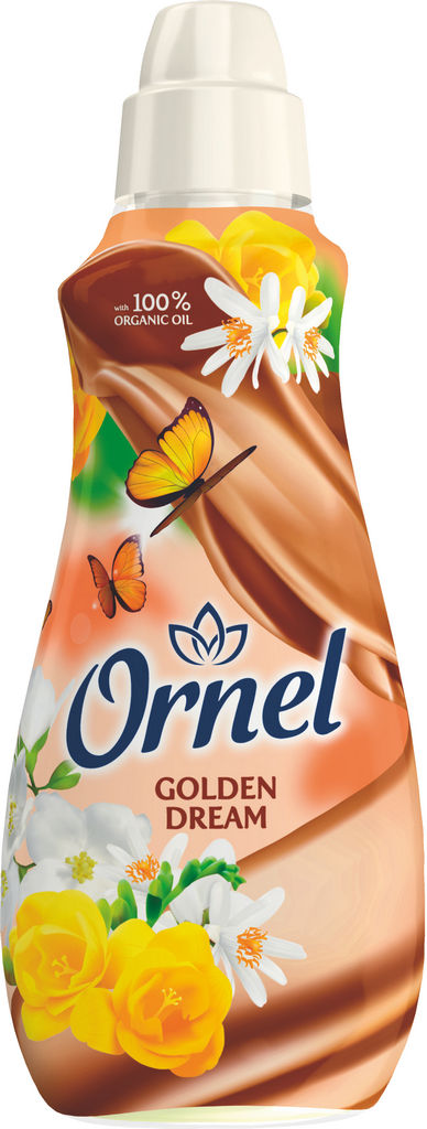 Mehčalec Ornel, Golden dream, 900ml