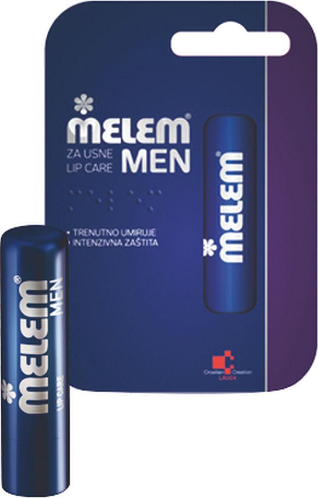 Balzam za ustnice Melem Men, 4.5g