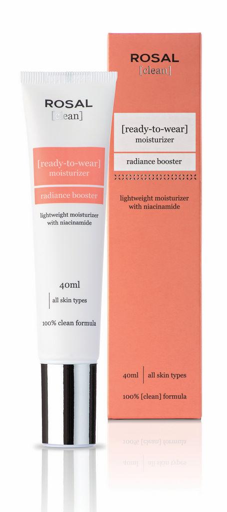 Krema Rosal, Clean face, moisturizer, 40ml