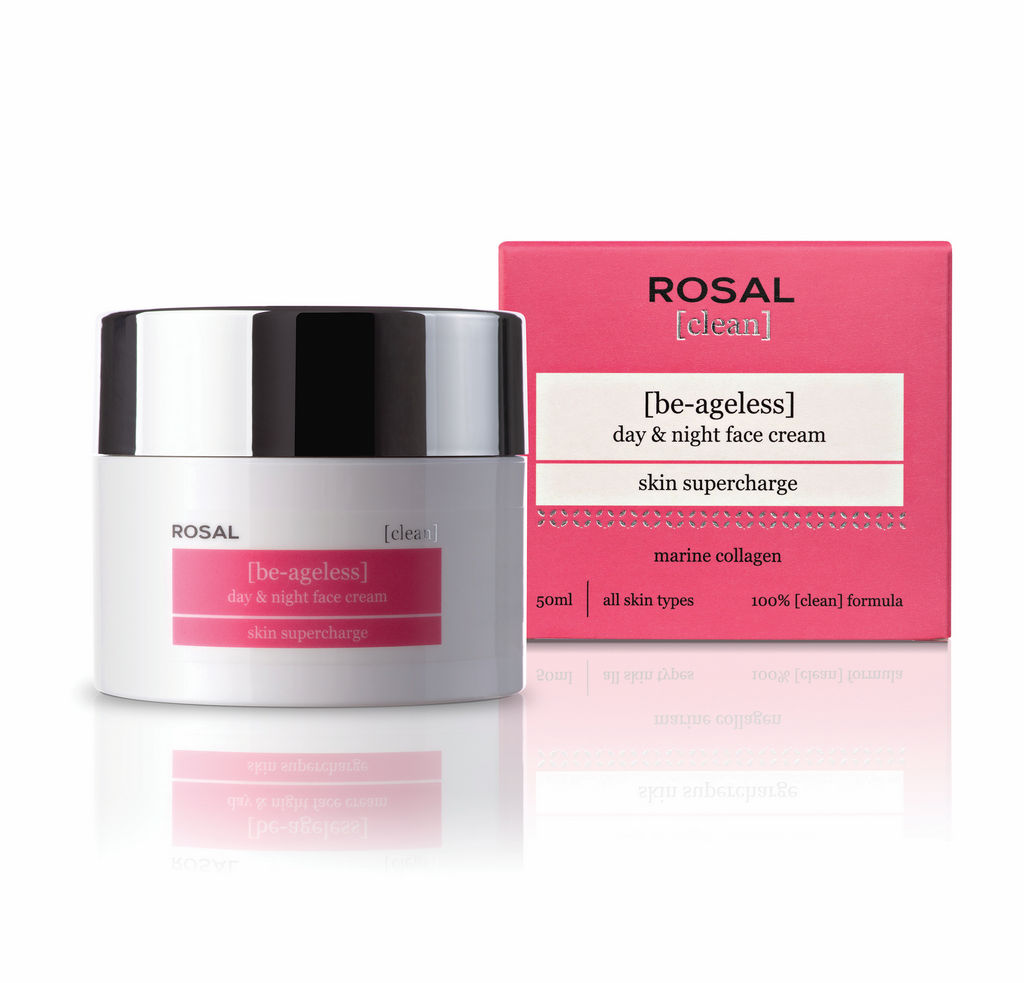 Krema Rosal, Clean face, Collagen, 50ml