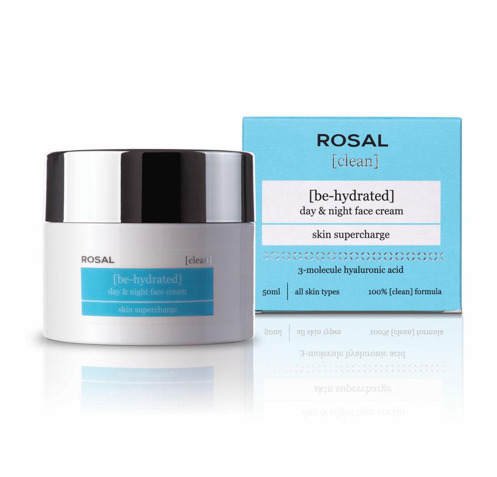 Krema Rosal, Clean face, Hyaluron, 50ml
