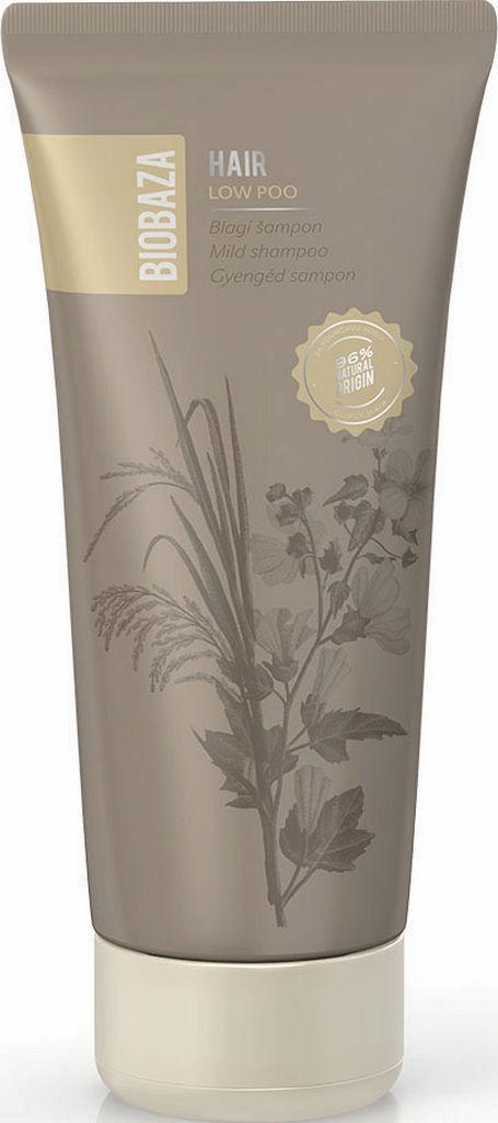 Šampon za lase Biobaza, Low Poo blagi, 250ml