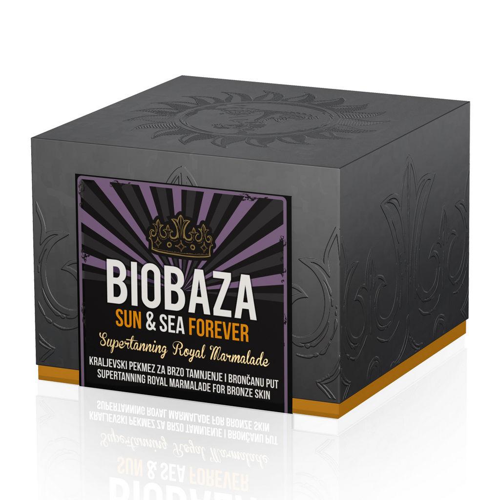 Marmelada Biobaza, Sun royal za temnenje, 250g