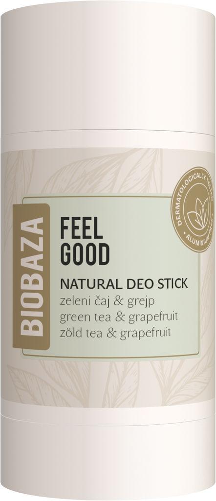 Deozodorant stick Biobaza Feel Good ženski, 50ml