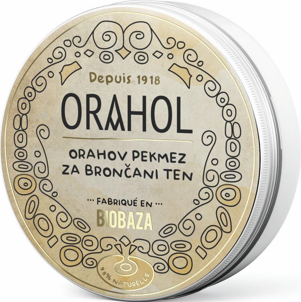 Marmelada Biobaza Orahol za sončenje, 140 ml