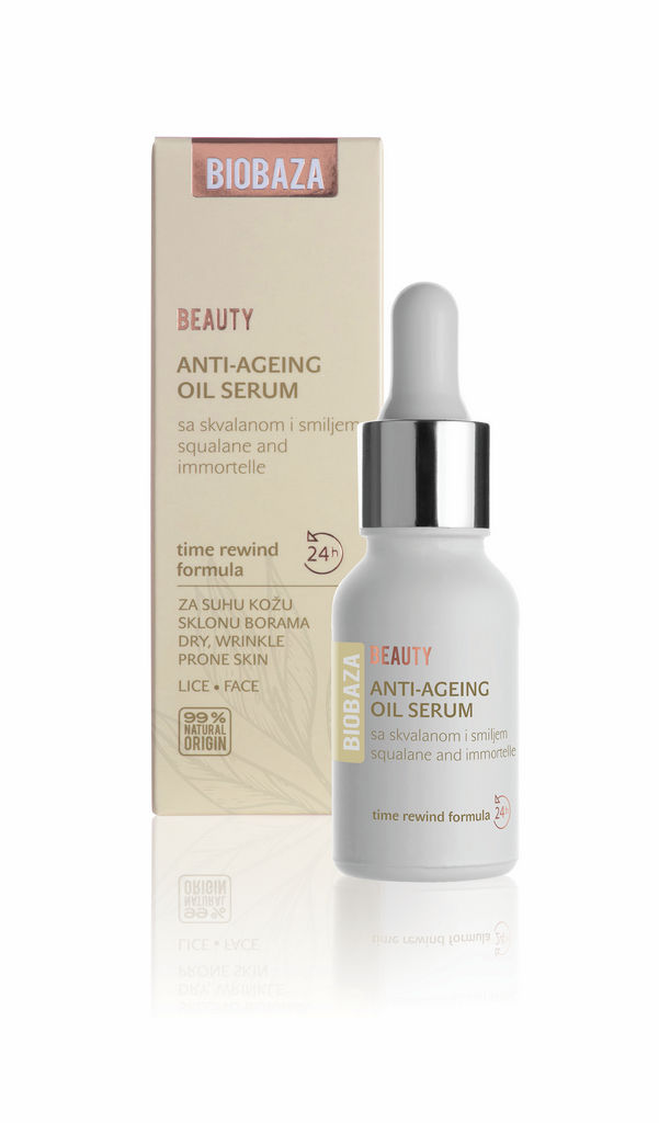 Serum Biobaza Beauty anti-ageing, 15 ml