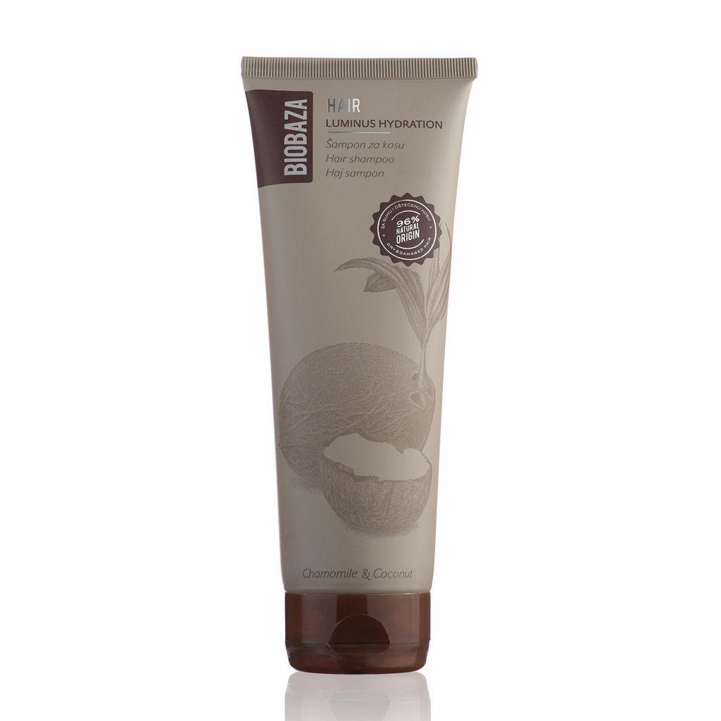 Šampon za lase Biobaza, Hair luminus, 250ml
