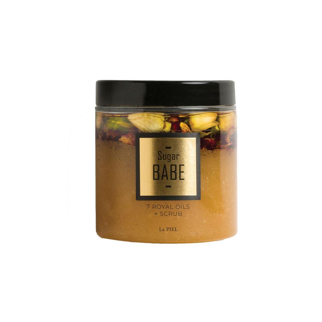 Piling sladkorni La piel sugar babe, 273 g