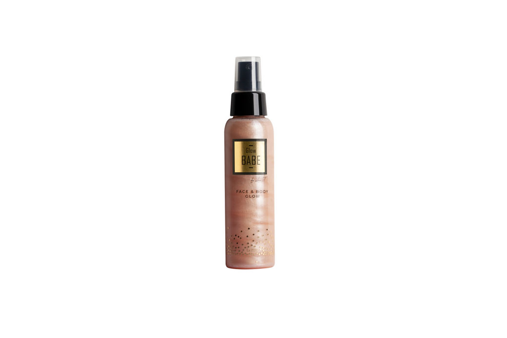 Spray za telo La piel glow babe, pink, 100 ml