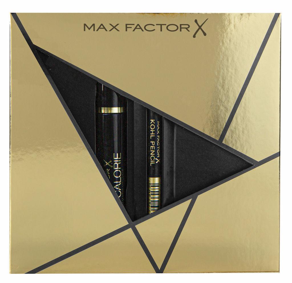 Darilni set Max Factor, Xmas 2020, 2000 calorie + Kohl