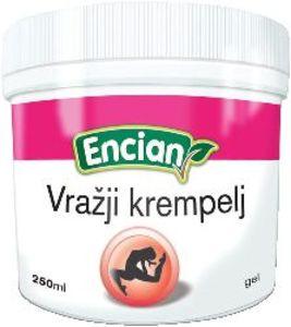Gel Encian, vražji krempelj, 250 ml