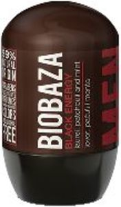 Roll-on Biobaza, men, Black energy, 50ml