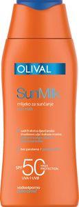 Mleko za sončenje Olival, SPF 50, 200 ml